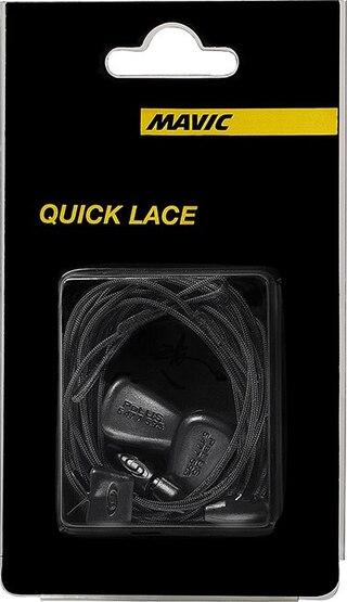 Mavic Quick Lace Kit Sort, 2 stk