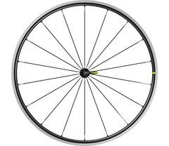 Mavic Ksyrium S Framhjul Clincher/TL, 9 mm QR