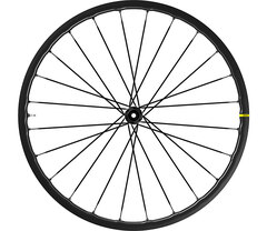 Mavic Ksyrium S Disc Framhjul Clincher/TL, 12 mm TA