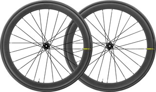 Mavic Cosmic Pro Carbon UST Framhjul Disc, Clincher/TL