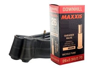 """Maxxis Downhill Bil 26"""" Slang 26""""x2.5/2.7, Bilventil, 450g"""