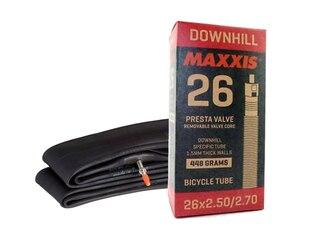 "Maxxis Downhill Presta 26"" Slang 26""x2.5/2.7, Prestaventil, 449g"