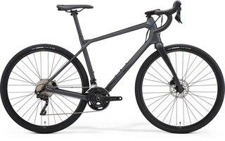 Merida Silex 4000 Grussykkel Karbon, 700C, Shimano GRX 2x10, 9,35 kg