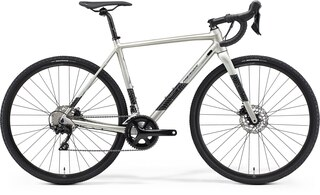 Merida Mission CX 400 Cyclocross Alu, 700C, Shimano 105 2x11, 9,6 kg