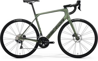 Merida Scultura Endurance 5000 Sykkel Matt Green, Str. L
