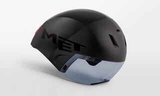 MET Codatronca Tempohjälm Mycket aerodynamisk, Lätt, Kvalitet