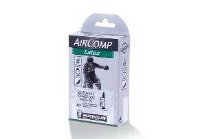 Michelin A1 AirComp Latex Slange Latex, 22/23 - 622, presta 60 mm, 86 gr