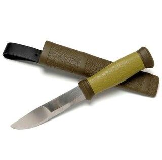 Morakniv Outdoor 2000 Kniv Grön, Rostfritt stål
