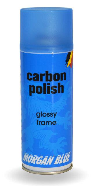 Morgan Blue Carbon Polish 400 ml Skyddar delar i kolfiber!