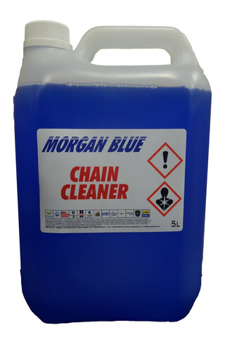 Morgan Blue Chain Cleaner 5 l Effektiv rens for drivverk