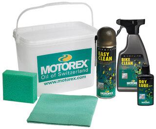 Motorex Komplett Tvättset Hink, tvätt, rengöring, smörjmedel