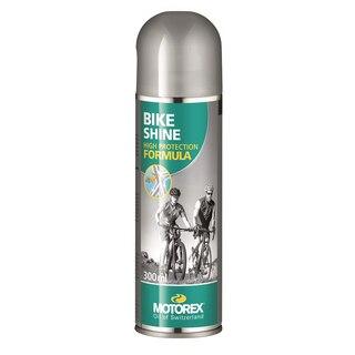 Motorex Bikeshine Poleringsspray 300 ml, Polering till cykeln!