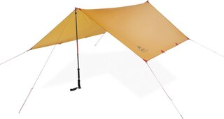 MSR Thru-Hiker100 Tarp Perfekt beskyttelse mot regn og vind!