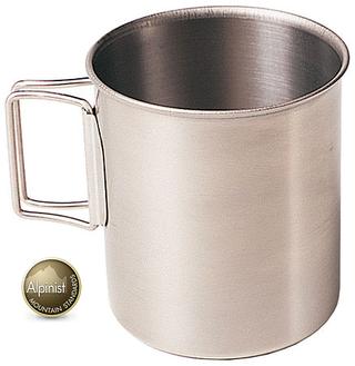 MSR Titan Kopp Silver, extremt lätt och solid, 400 ml