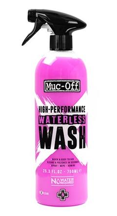 Muc-Off Dry Wash Cykeltvätt 750 ml, Kräver inte vatten!