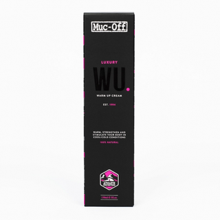 Muc-Off Luxury Warm Up Krem 150ml, Varmer, styrker og stimulerer!