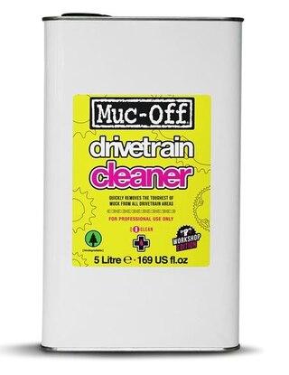Muc-Off Bio Drivetrain Cleaner Avfetting 5 L, For rens av drivverk
