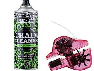 Muc-off Chain Doc Kjederenser 400 ml. Kjederengjøring