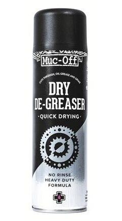 Muc-off Bike Dry Degreaser Avfetting 750 ml. Hurtigtørkende