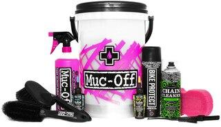 Muc-Off Bucket Kit Komplett tvättkit + Hink med lock