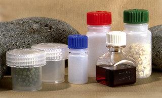 Nalgene Small Travel Kit Flaskor 1 x 15 ml, 4 x 60 ml, 1 x 30 ml, 60g