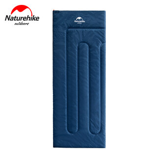 Naturehike H150 Envelope Sovepose Blå, 12°C Limit, 800g