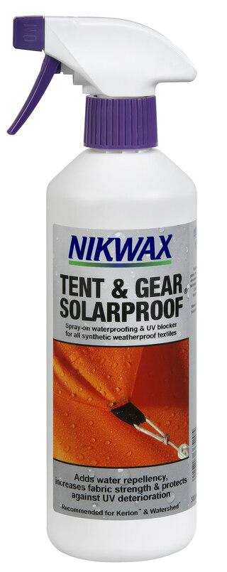 Nikwax Telt og Utstyr 0,5L Impregnering 500 ml