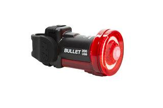 NiteRider Bullet 200 Baklys 200 lumen, Dual LED, USB oppladbart