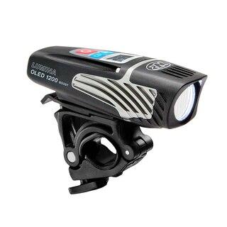 NiteRider Lumina OLED 1200 Boost 1200 lumen, OLED, USB oppladbart