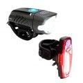 NiteRider Swift 300/Sabre 80 Lyssett 300/80 lumen, USB oppladbart