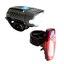 NiteRider Swift 500/Sabre 110 Lyssett 500/110 lumen, USB oppladbart