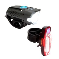 NiteRider Swift 300/Sabre 110 Lyssett 300/110 lumen, USB oppladbart
