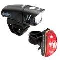 NiteRider Mako 250/CherryBomb 100 Lyssett, 250/100 lumen