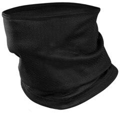 Northwave Front Protection Multitube Black, Vindbarriere, One Size