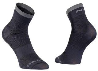 Northwave Origin Sokker Sort/Grå, Komfortable og lette