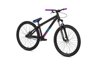 """NS Bikes Zircus Dirtsykkel Sort, 26"""", Alu"""