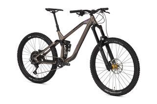 "NS Bikes Define AL 170 2 Mountainbike Raw, 29"" och 27.5"", Aluminium"