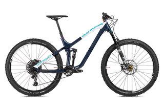 """NS Bikes Define 130 2 Terrengsykkel Blå, 29"""", Karbon"""