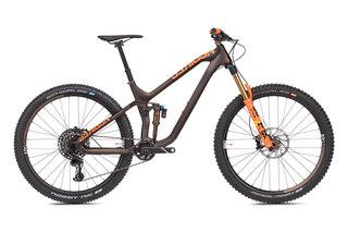 """NS Bikes Define 150 1 Terrengsykkel Brun, 29"""", Karbon"""