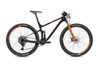 "NS Bikes Synonym RC 1 Terrengsykkel Sort, 29"", Carbon"
