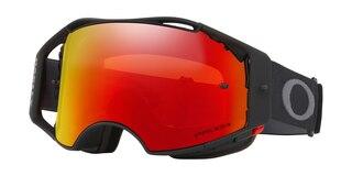 Oakley Airbrake MTB Goggles Black Gunmetal/Prizm Trail Torch Iridium