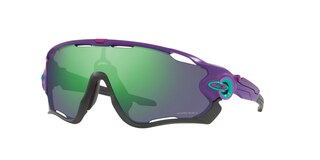 Oakley Jawbreaker Briller Matte Electric Purple/Prizm Jade