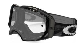 Oakley Airbrake MX Jet Black Glasögon Jet Black. Clear lins