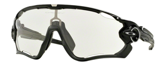 Oakley Jawbreaker Glasögon Polished Black/Photochromic