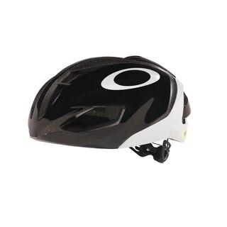 Oakley ARO5 MIPS Sykkelhjelm Black/White