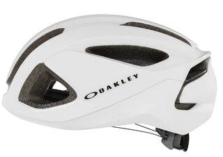 Oakley ARO3 Lite Sykkelhjelm Hvit