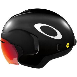 Oakley ARO7 MIPS Hjälm Svart, Mycket aerodynamisk