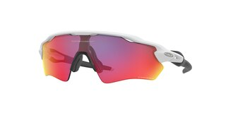 Oakley Radar EV XS Path Glasögon Matte White/Prizm Road
