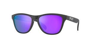 Oakley Frogskins XS Fritidsbrille Matte Black/Prizm Violet
