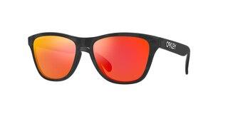 Oakley Frogskins XS Fritidsbrille Matte Black Camo/Prizm Ruby